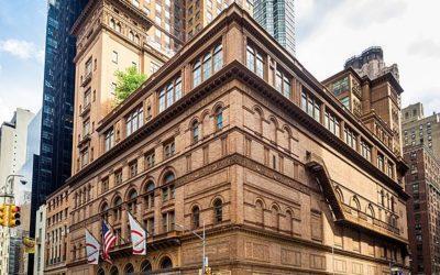 L'envol du rossignol EP31 – Carnegie Hall